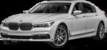 2015 BMW 740i Sedan