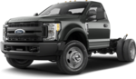 2017 Ford F-450 Chassis Crew CAB