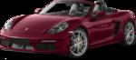 2017 Porsche 718 Boxster Convertible