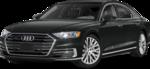 2014 Audi A8 Sedan
