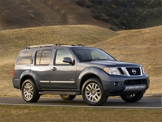 2012 Nissan  Pathfinder of Grapevine