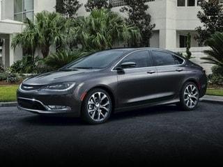 2017 Chrysler 200 Sedan