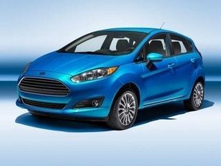 2017 Ford Fiesta Hatchback