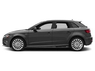 2018 Audi A3 e-tron Sportback
