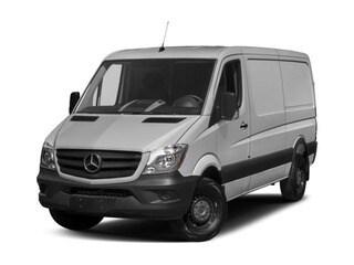 2018 Mercedes Benz Sprinter 2500 Van