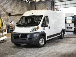 2018 Ram ProMaster 1500 Van