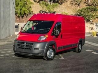 2018 Ram ProMaster 2500 Window Van Van