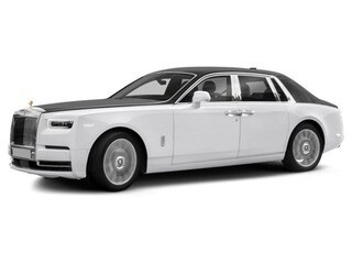 2018 Rolls-Royce Phantom Sedan