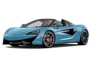 2019 McLaren 570S Convertible
