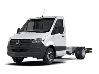 2020 Mercedes-Benz Sprinter 3500XD Chassis Truck Velvet Red