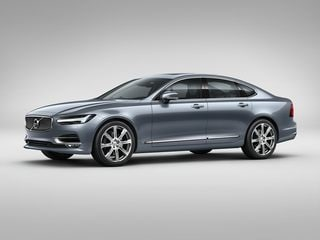 2020 Volvo S90 Sedan Pine Gray Metallic