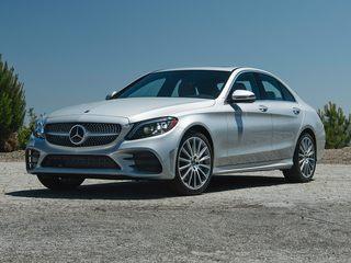 2021 Mercedes-Benz C-Class Sedan Selenite Gray Metallic