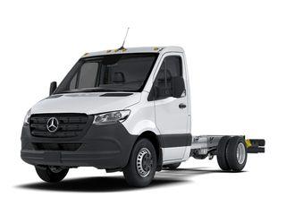 2021 Mercedes-Benz Sprinter 4500 Chassis Truck Velvet Red