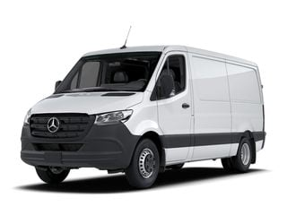 2021 Mercedes-Benz Sprinter 4500 Van Velvet Red
