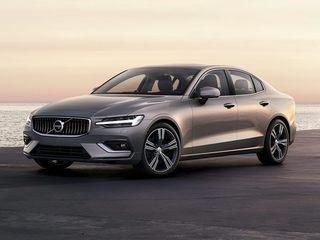 2022 Volvo S60 Sedan Thunder Gray Metallic