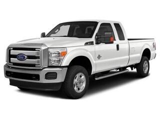 2016 Ford F-350 Truck White Platinum Metallic Tri-Coat