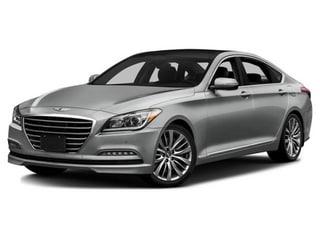 2016 Hyundai Genesis Sedan Santiago Silver