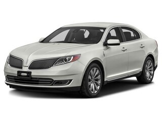 2016 Lincoln MKS Sedan White Platinum Metallic Tri-Coat