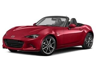 2016 Mazda Mazda MX-5 Miata Convertible Soul Red Metallic