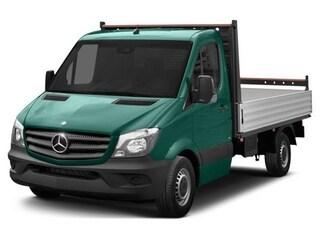 2016 Mercedes-Benz Sprinter 3500 Chassis Truck Graphite Gray
