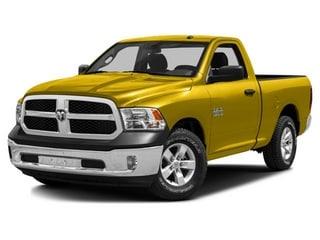 2016 Ram 1500 Truck Yellow