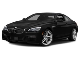 2017 BMW 650 Coupé Zafiro Negro metálico