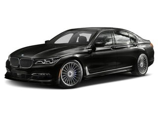 2017 BMW ALPINA B7 Sedan Ruby Black Metallic