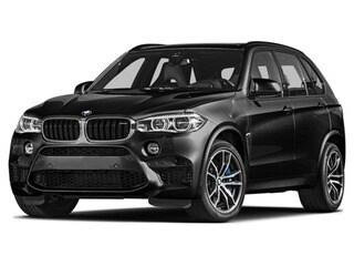 2017 BMW X5 M SAV Silverstone Metallic
