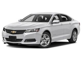 2017 Chevrolet Impala Sedan Summit White