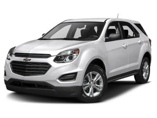 2017 Chevrolet Equinox SUV Summit White