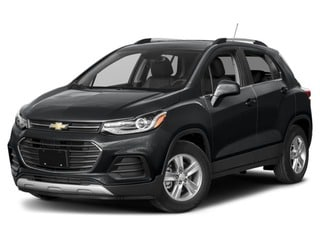 2017 Chevrolet Trax SUV Nightfall Gray