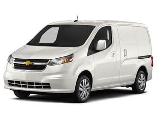 2017 Chevrolet City Express Van Sunglow Yellow