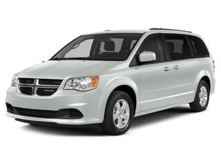 2017 Dodge Grand Caravan Van White Knuckle Clearcoat