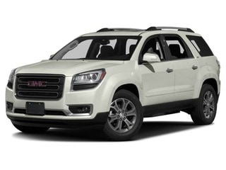 2017 GMC Acadia Limited SUV White Frost Tricoat