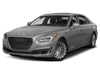 2017 Genesis G90 Sedan Himalayan Gray
