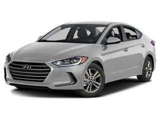 2017 Hyundai Elantra Sedan Molten Silver