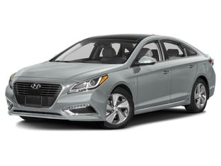 2017 Hyundai Sonata Hybrid Sedan Skyline Blue