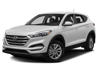 2017 Hyundai Tucson SUV Winter White