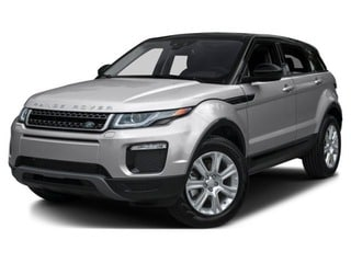 2017 Land Rover Range Rover Evoque SUV Yulong White Metallic