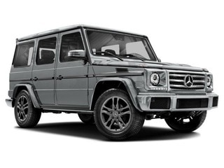 2017 Mercedes-Benz G-Class SUV Verde Brook Metallic