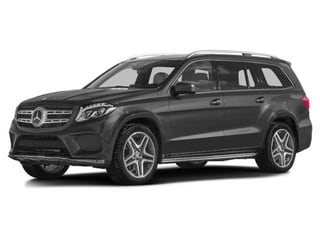 2017 Mercedes-Benz GLS 350d SUV Steel Gray Metallic