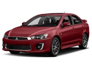 2017 Mitsubishi Lancer Sedan Rally Red Metallic