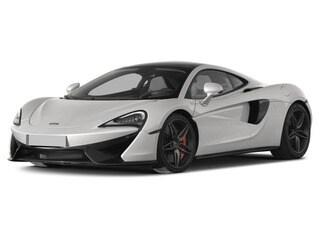 2017 McLaren 570GT Coupe White