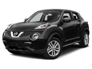 2017 Nissan Juke SUV Super Black