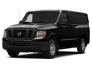 2017 Nissan NV Cargo NV1500 Van Super Black
