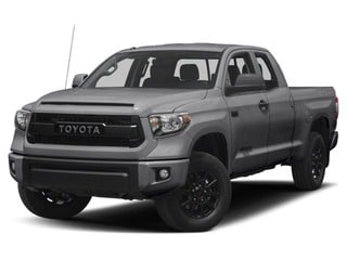 2017 Toyota Tundra Truck Cement