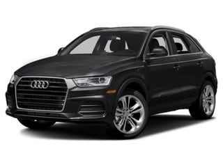 2018 Audi Q3 SUV Manhattan Gray Metallic