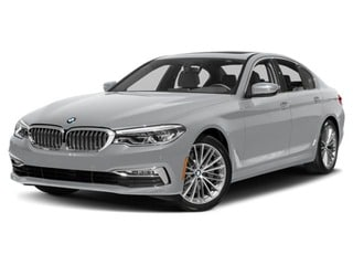 2018 BMW 540i Sedan Rhodonite Silver Metallic