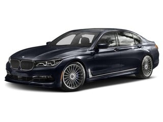 2018 BMW ALPINA B7 Sedan Ruby Black Metallic