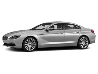 2018 BMW 650i Gran Coupe Frozen Brilliant White Metallic